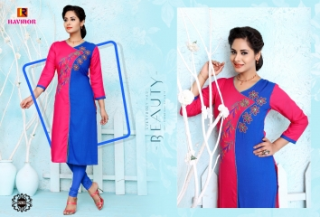 HAVMOR RAYON WORK KURTIS BY RAASHI AVAILABLE WITH US IN WHOLESALE BETS RATE BY GOSIYA EXPORTS SURAT (2)