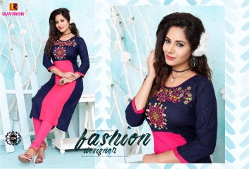 HAVMOR RAYON WORK KURTIS BY RAASHI AVAILABLE WITH US IN WHOLESALE BETS RATE BY GOSIYA EXPORTS SURAT (4)