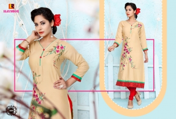 HAVMOR RAYON WORK KURTIS BY RAASHI AVAILABLE WITH US IN WHOLESALE BETS RATE BY GOSIYA EXPORTS SURAT (7)