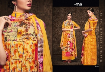 HAYA BY BRIGHT SUMMER SILK COTTON PRINT WHOLESALE SURAT GOSIYA EXPORTS (3)