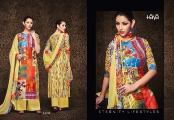 HAYA BY BRIGHT SUMMER SILK COTTON PRINT WHOLESALE SURAT GOSIYA EXPORTS (4)