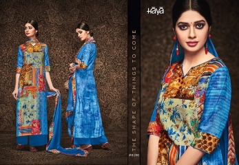 HAYA BY BRIGHT SUMMER SILK COTTON PRINT WHOLESALE SURAT GOSIYA EXPORTS (6)