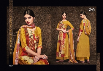 HAYA BY BRIGHT SUMMER SILK COTTON PRINT WHOLESALE SURAT GOSIYA EXPORTS (7)