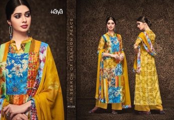 HAYA BY BRIGHT SUMMER SILK COTTON PRINT WHOLESALE SURAT GOSIYA EXPORTS (9)