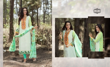 HAYAT TRENDZ MAYRA LAWN COTTON SUITS WHOLESALER DEALER BEST RATE BY GOSIYA EXPORTS SURAT (2)