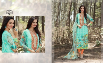 HAYAT TRENDZ MAYRA LAWN COTTON SUITS WHOLESALER DEALER BEST RATE BY GOSIYA EXPORTS SURAT (7)