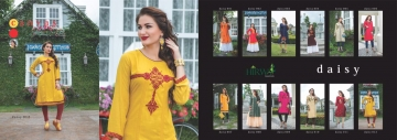 HIRWA BARKHA VOL 2 RAYON KURTI WITH EMBRODERY WHOLESALE RATE AT GOSIYA EXPORTS SURAT WHOLESALE DEALER AND SUPPLAYER SURAT GUJARAT (5)