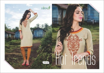 HIRWA CRAYONS PURE RAYON EMBROIDERED KURTIS WHOLESALE DEALER BEST RATE BY GOSIYA EXPORTS SURAT (10)