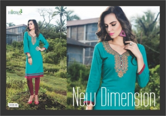 HIRWA CRAYONS PURE RAYON EMBROIDERED KURTIS WHOLESALE DEALER BEST RATE BY GOSIYA EXPORTS SURAT (7)