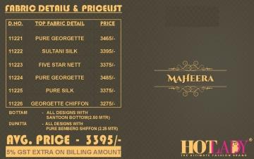 HOTLADY MAHEERA DESIGNER ANARKALI SALWAR SUIT CATALOG IN WHOLESALE SALWAR SUIT SUPPLIER BEST ARET BY GOSIYA EXPORTS (8)