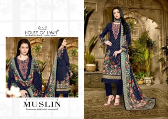 HOUSE OF LAWN MUSLIN 4 JAM SILK COLLECTION (2)
