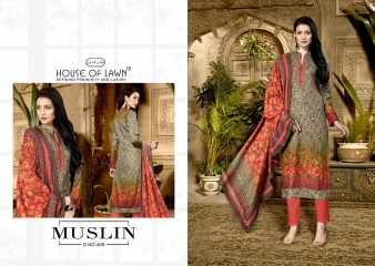 HOUSE OF LAWN MUSLIN 4 JAM SILK COLLECTION (4)