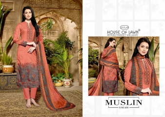 HOUSE OF LAWN MUSLIN 4 JAM SILK COLLECTION (5)