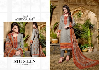 HOUSE OF LAWN MUSLIN 4 JAM SILK COLLECTION (8)