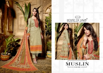 HOUSE OF LAWN MUSLIN 4 JAM SILK COLLECTION (9)