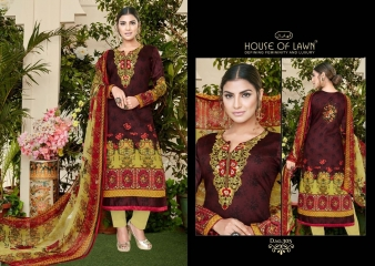 HOUSE OF LAWN MUSLIN HITS COLLECTION (10)