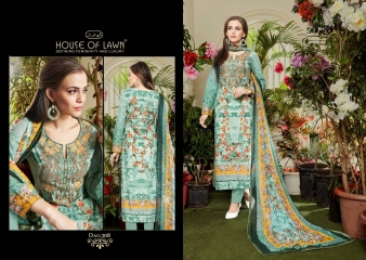 HOUSE OF LAWN MUSLIN HITS COLLECTION (5)