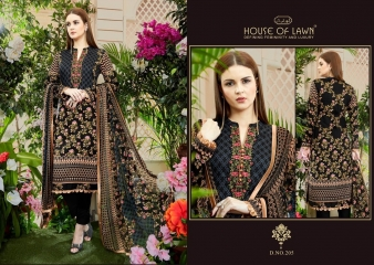 HOUSE OF LAWN MUSLIN HITS COLLECTION (7)
