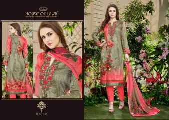 HOUSE OF LAWN MUSLIN HITS COLLECTION (8)