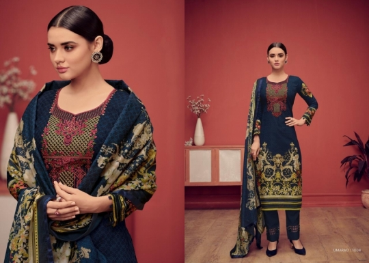 HOUSE OF LAWN PRESENTS UMARAO JAM SATIN FABRIC DRESS MATERIAL AT WHOLESALE BEST RATE BY GOSIYA EXPORTS SURAT (9)