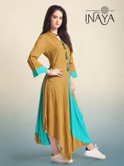 INAYA BY STUDIO LIBAS STYLIST COWL K-13 GOWN STYLE COLLECTION WHOLESALER BEST RATE BY GOSIYA EXPORTS SURAT (4)