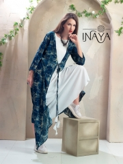 INAYA FESTIVE SPECIAL DESIGNER KURTIS 2 PIECES WHOLESALE BEST RATE BY GOSIYA EXPORTS (1)