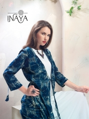 INAYA FESTIVE SPECIAL DESIGNER KURTIS 2 PIECES WHOLESALE BEST RATE BY GOSIYA EXPORTS (2)