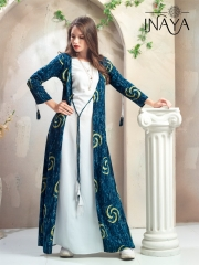 INAYA FESTIVE SPECIAL DESIGNER KURTIS 2 PIECES WHOLESALE BEST RATE BY GOSIYA EXPORTS (4)