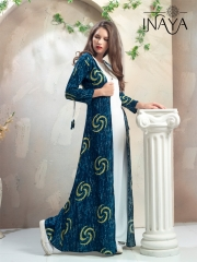 INAYA FESTIVE SPECIAL DESIGNER KURTIS 2 PIECES WHOLESALE BEST RATE BY GOSIYA EXPORTS (5)