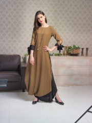 INAYA TUNIC SHIRT PURE RAYON COTTON WHOLESALE RATE AT GOSIYA EXPORTS SURAT WHOLESALE SUPPLAYER AND DEALER SURAT GUJARAT (2)