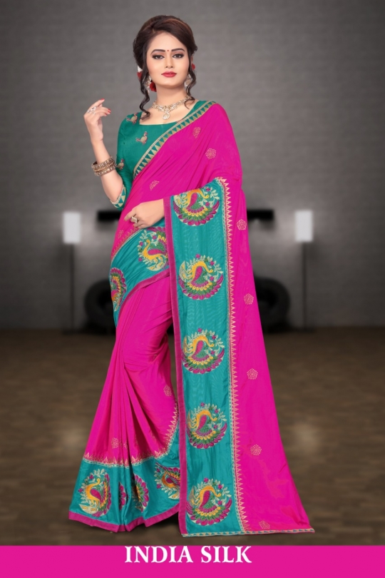 INDIA SILK BY RIGHT  (10)