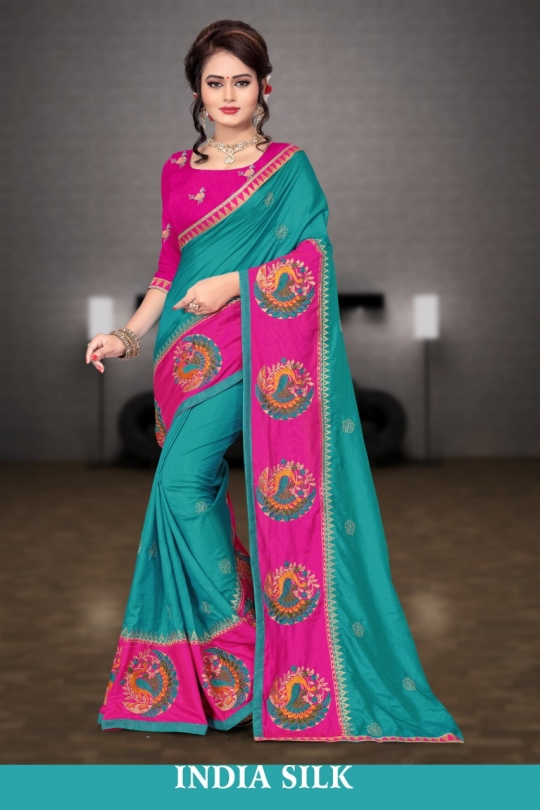 INDIA SILK BY RIGHT  (6)