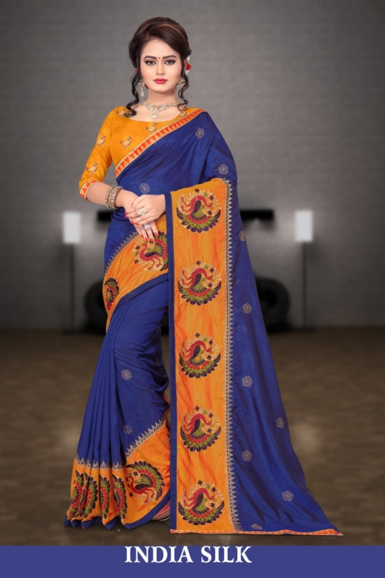 INDIA SILK BY RIGHT  (8)