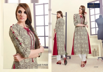 INDICUT ALLURE RAYON LONG KURTI WHOLESALE ONLINE DEALER BY GOSIYA EXPORTS SURAT (7)