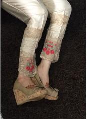 INNAYA CIGRATE PANTS WHOLESALER ONLINE BY GOSIYA EXPORTS SURAT (