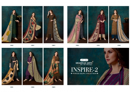 INSPIRE VOL 2 SHAHNAZ ARTS PASHMINA PRINT DRESS MATERIALS COLLECTION WHOLESALE DEALER BEST RATE BY GOSIYA EXPORTS SURAT (2)