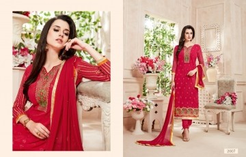 Ishu Trendz Mihira Vol-A salwar kameez collection WHOLESALE RATE BY GOSIYA EXPORTS SURAT INDIA (1)