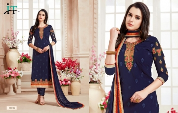 Ishu Trendz Mihira Vol-A salwar kameez collection WHOLESALE RATE BY GOSIYA EXPORTS SURAT INDIA (10)
