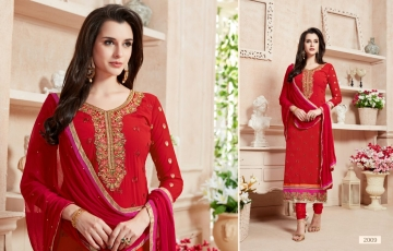 Ishu Trendz Mihira Vol-A salwar kameez collection WHOLESALE RATE BY GOSIYA EXPORTS SURAT INDIA (3)