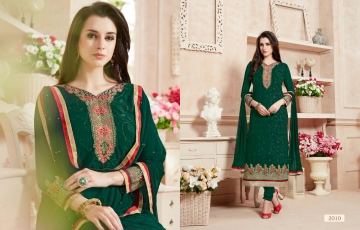 Ishu Trendz Mihira Vol-A salwar kameez collection WHOLESALE RATE BY GOSIYA EXPORTS SURAT INDIA (4)
