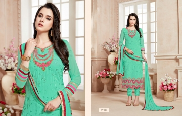 Ishu Trendz Mihira Vol-A salwar kameez collection WHOLESALE RATE BY GOSIYA EXPORTS SURAT INDIA (8)