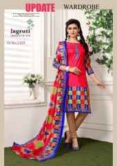 JAGRUTI BY LADLI VOL 2 COTTON PRINTED CASUAL WEAR SALWAR KAMEEZ WHOLESALE BEST RATE BY GOSIYA EXPORTS SURAT (3)
