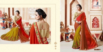 JAICHITRA KANIKA CATALOG GEORGETTE EMBROIDERED SAREES COLLECTION EXPORTS SURAT (6)