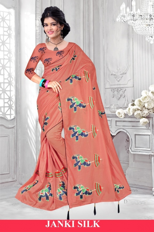 JANKI SILK BY RIGHT ONE  (3)