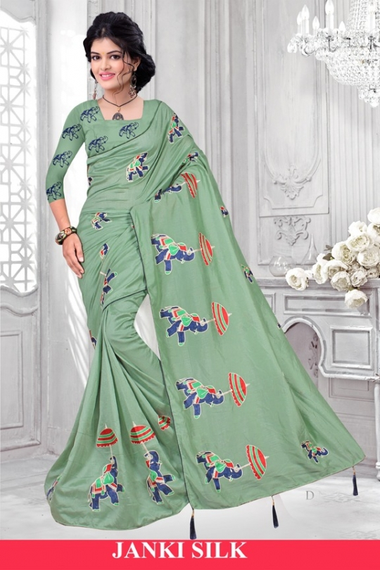 JANKI SILK BY RIGHT ONE  (9)