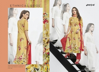 JAY VIJAY STYLE MOTION COTTON SATIN SUITS WHOLESALE BEST6 RATE BY GOSIYA EXPORTS SURAT (3)