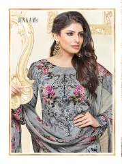 JINAAM BY RIWAYAT VOL 2 COTTON SATIN SALWAR KAMEEZ CATALOUGE WHOLESALE SUPPLIER BEST RATE BY GOSIYA EXPORTS SURAT