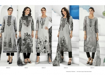 JINAAM DRESS BY NAAZ CATALOG COTTON PRINTS SALWAR KAMEEZ WHOLESALE DEALER BEST RATE BY GOSIYA EXPORTS SURAT (6)