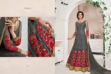JINAAM DRESS FLORAL SUHANA (7)