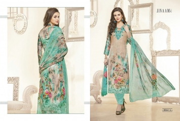 JINAAM DRESS MASKA SATIN CATALOGUE DIGITAL PRINT STRAIGHT (1)